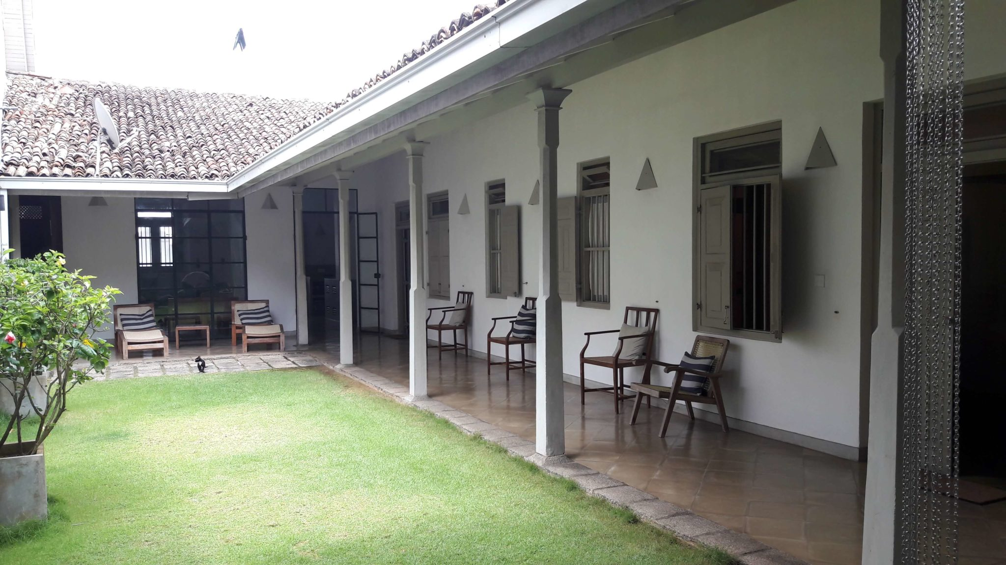 Two Bedroom House In Galle Fort Lanka Real Estate
