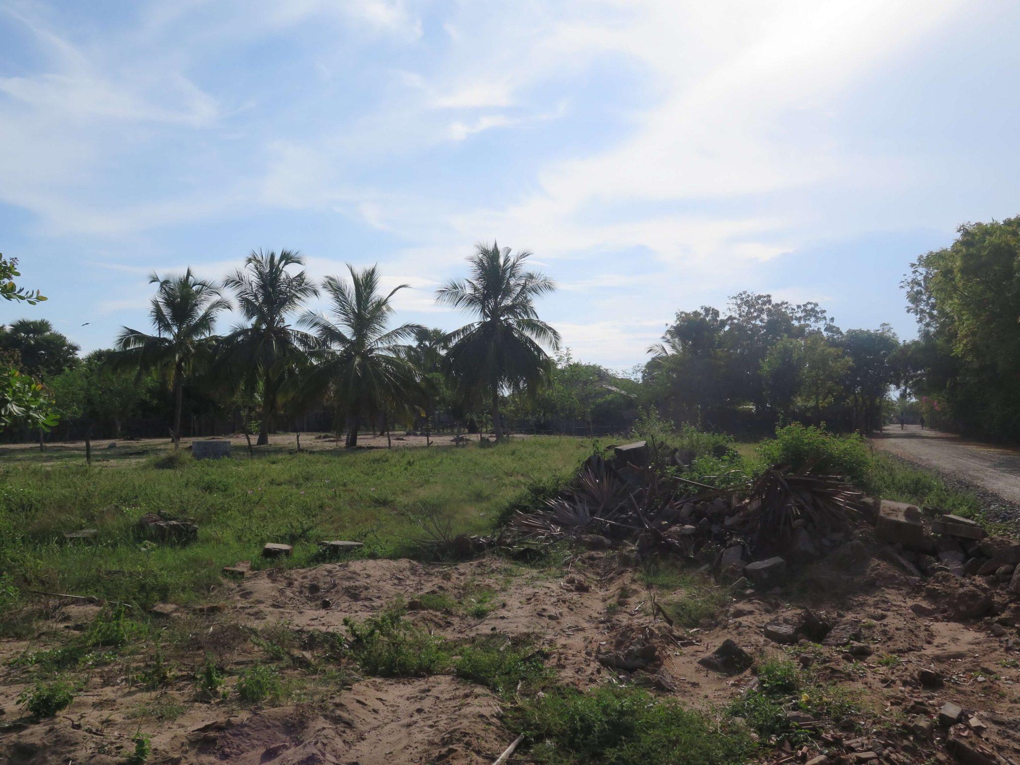 Building Plot Near Whisky Point Arugam Bay Lanka Real